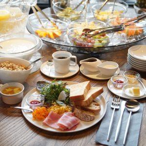 朝食無料プラン
